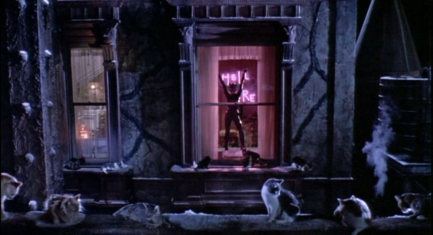 Batman Returns Cats Gif